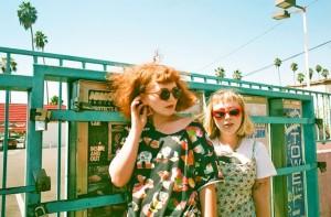 Harmony Tividad and Cleo Tucker of Girl Pool