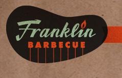 Franklin BBQ restaurant logo