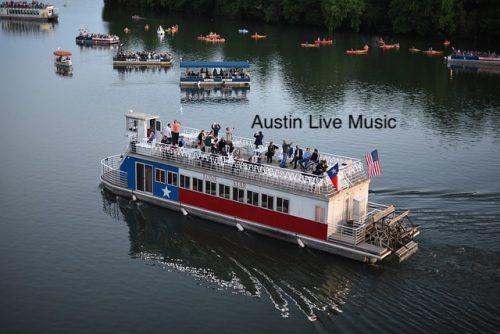 Where to find live music around Austin